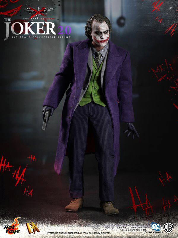 Preview | Hot Toys: The Joker 2.0 (11)
