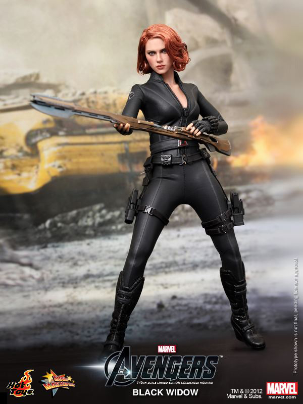 Preview | Hot Toys: Black Widow (6)