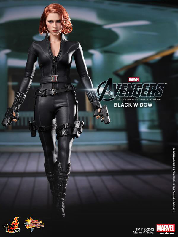 Preview | Hot Toys: Black Widow (5)