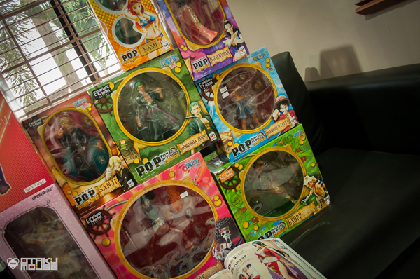 February 2013 Loots (Bishoujo Figures & One Piece P.O.P. Sailing Again) (2)