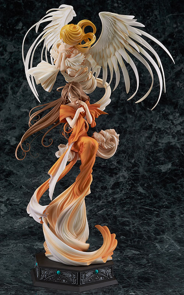 Preview   Max Factory: Belldandy & Holy Bell (2)