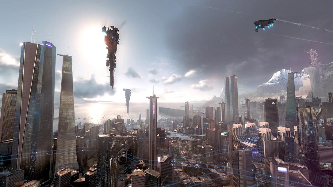 The Next-Gen Look of Killzone Shadow Fall (10)