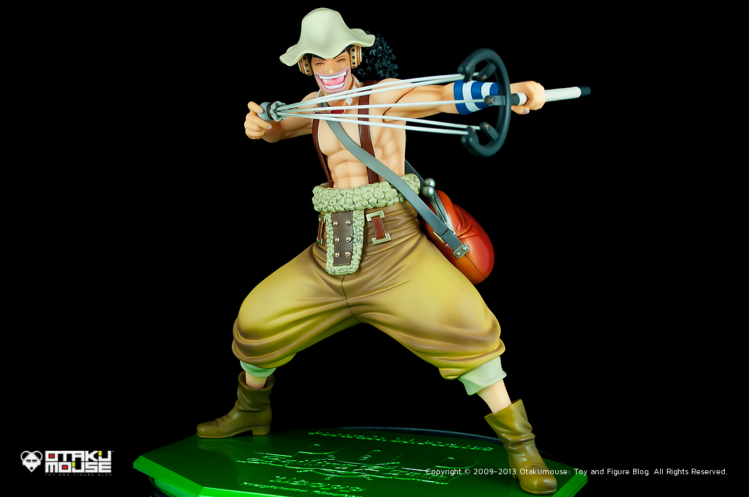 "Review | Megahouse: Usopp (Portrait of Pirates ""Sailing Again"") (1)"