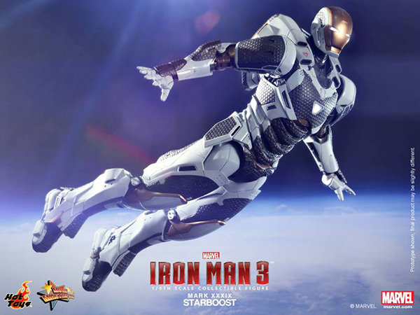 Preview   Hot Toys: Ironman Mark XXXIX (Starboost) (1)