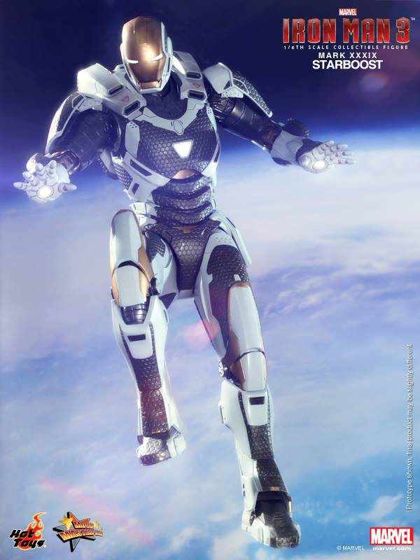 Preview   Hot Toys: Ironman Mark XXXIX (Starboost) (2)