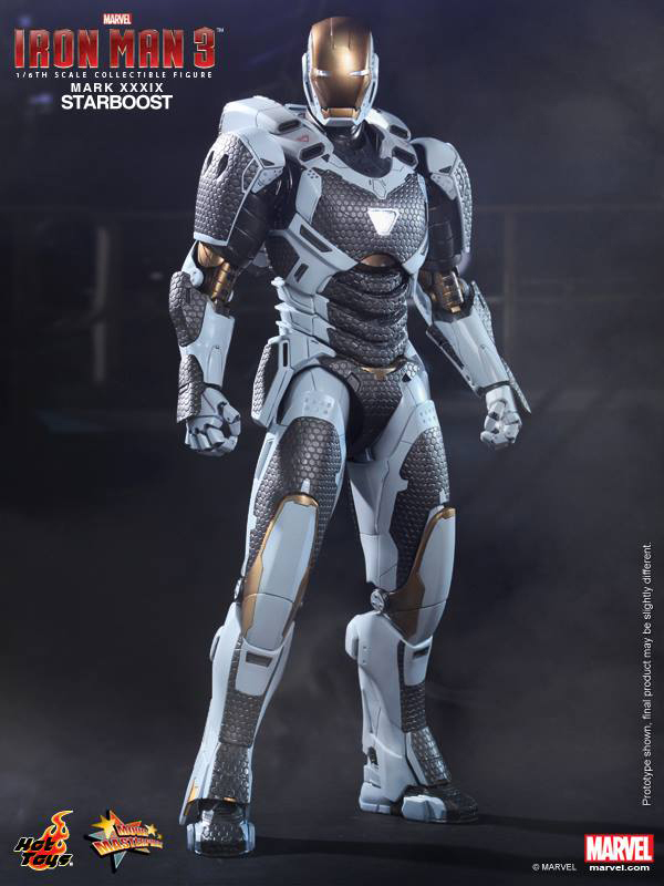 Preview   Hot Toys: Ironman Mark XXXIX (Starboost) (3)