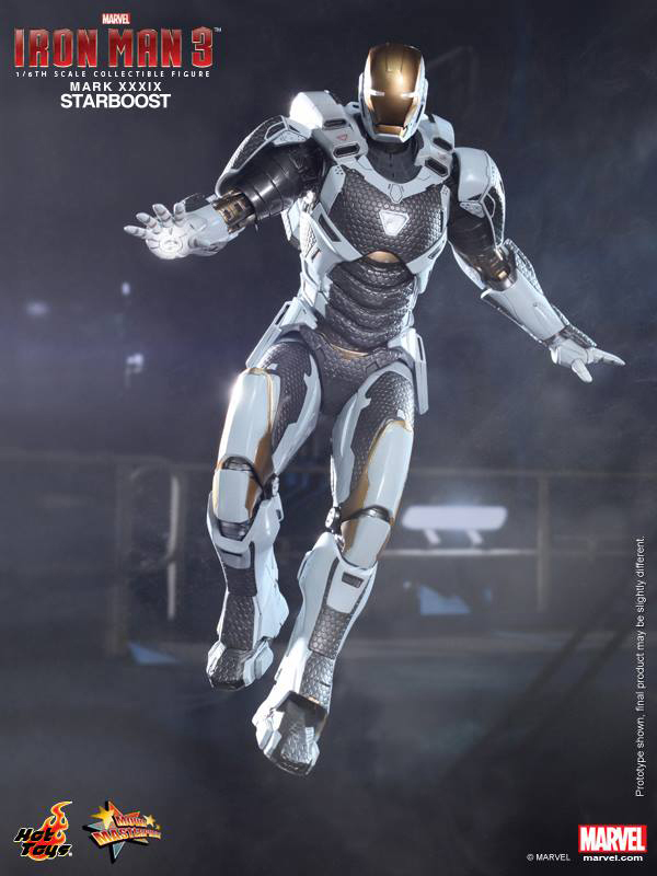 Preview   Hot Toys: Ironman Mark XXXIX (Starboost) (4)