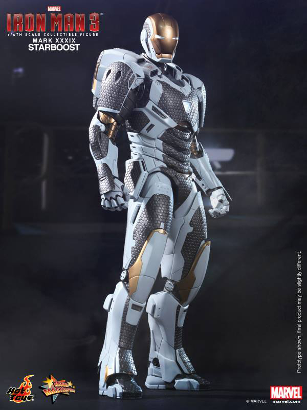 Preview   Hot Toys: Ironman Mark XXXIX (Starboost) (7)