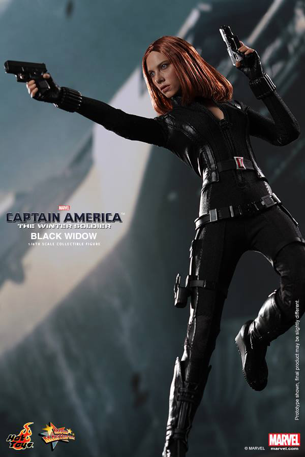 Preview | Hot Toys: Black Widow (Captain America: The Winter Soldier) (6)