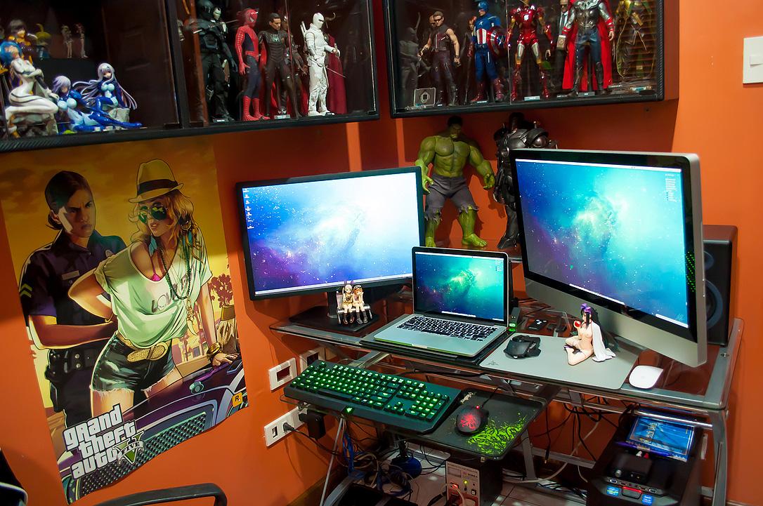 Workstation Update. Retina Macbook Pro Get! (5)