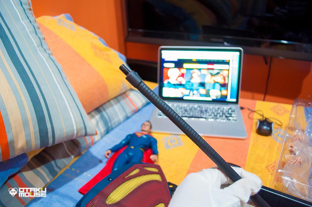 Otakumouse Unboxed! #01 | Hot Toys Superman and Amazing Spiderman (16)