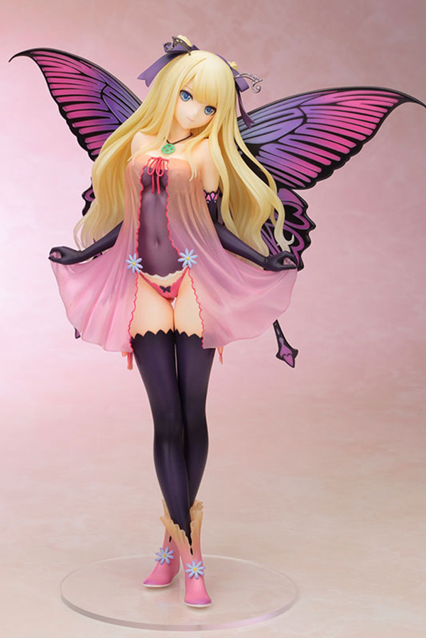 "Preview | Kotobukiya: ""Fairy Garden"" Annabel (1)"