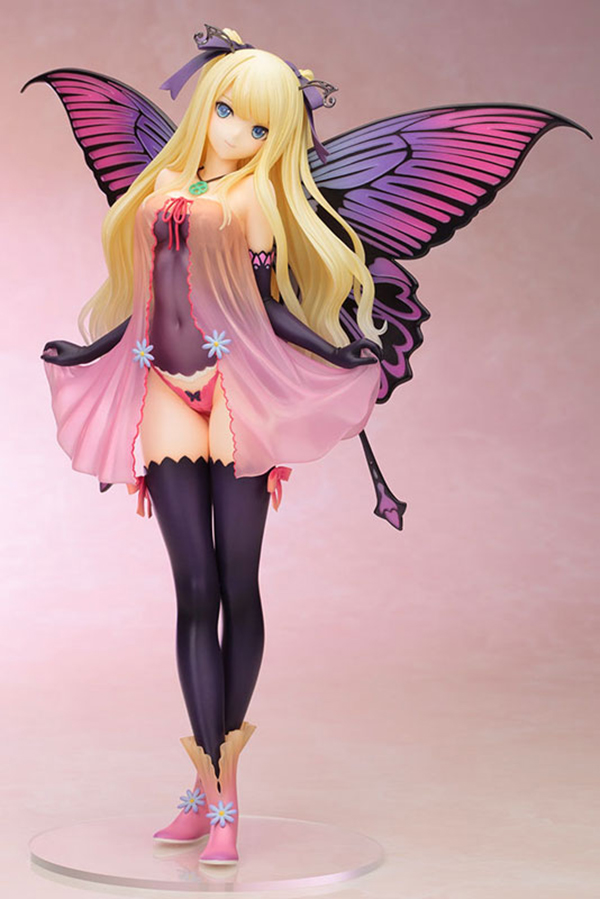"Preview | Kotobukiya: ""Fairy Garden"" Annabel (2)"