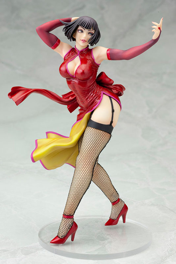 Preview | Kotobukiya: Anna Williams (2)