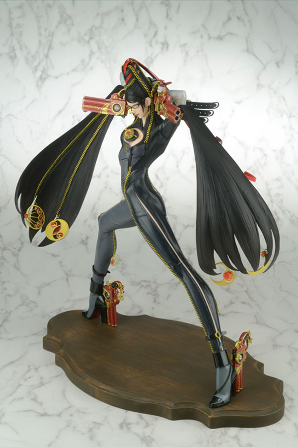 Preview | Flare: Bayonetta (5)