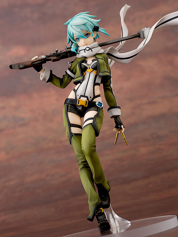 Preview | Aquamarine: Sinon (2)
