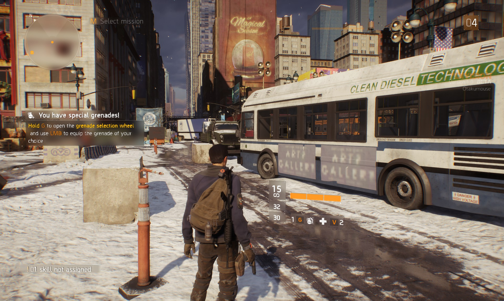 My Experience With The Division Beta (Ultra Settings) (5)