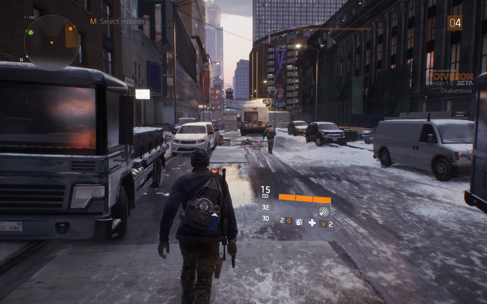 My Experience With The Division Beta (Ultra Settings) (10)
