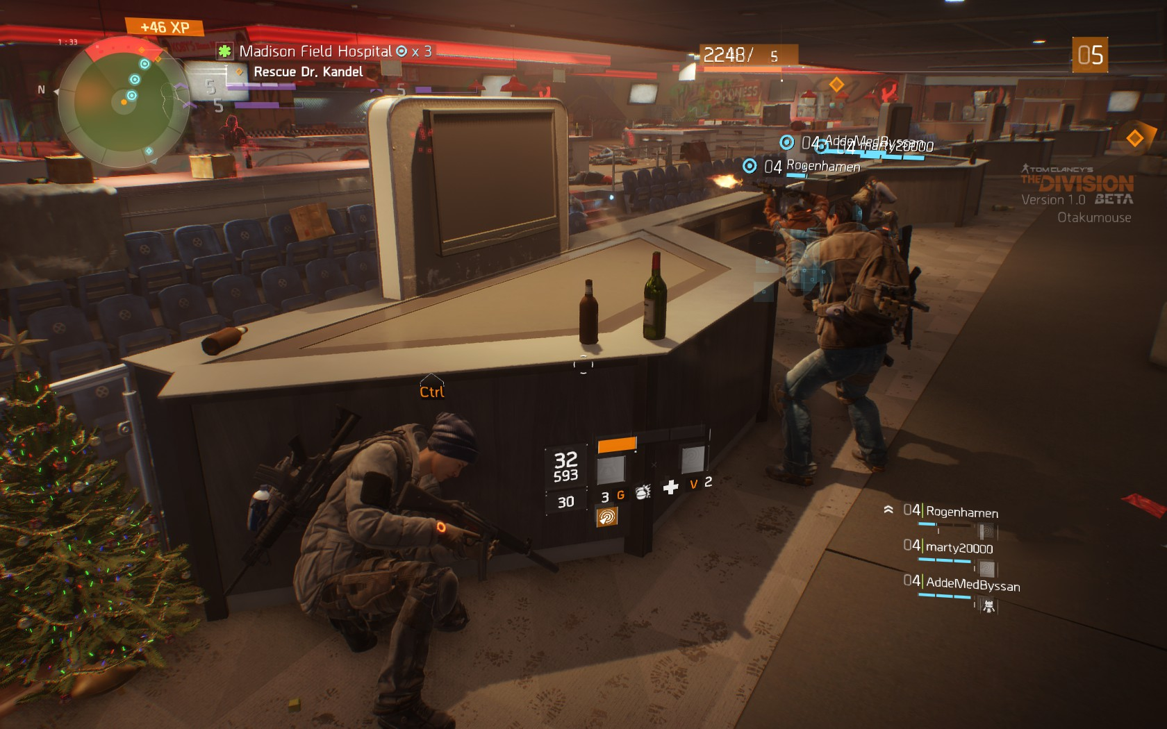 My Experience With The Division Beta (Ultra Settings) (31)