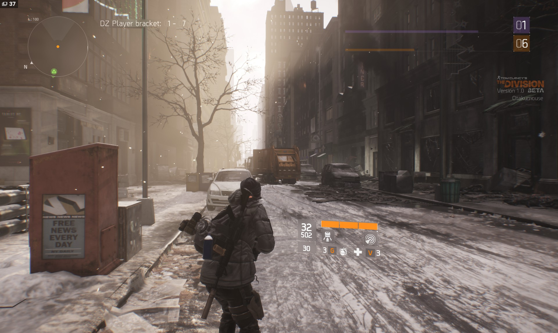 My Experience With The Division Beta (Ultra Settings) (39)
