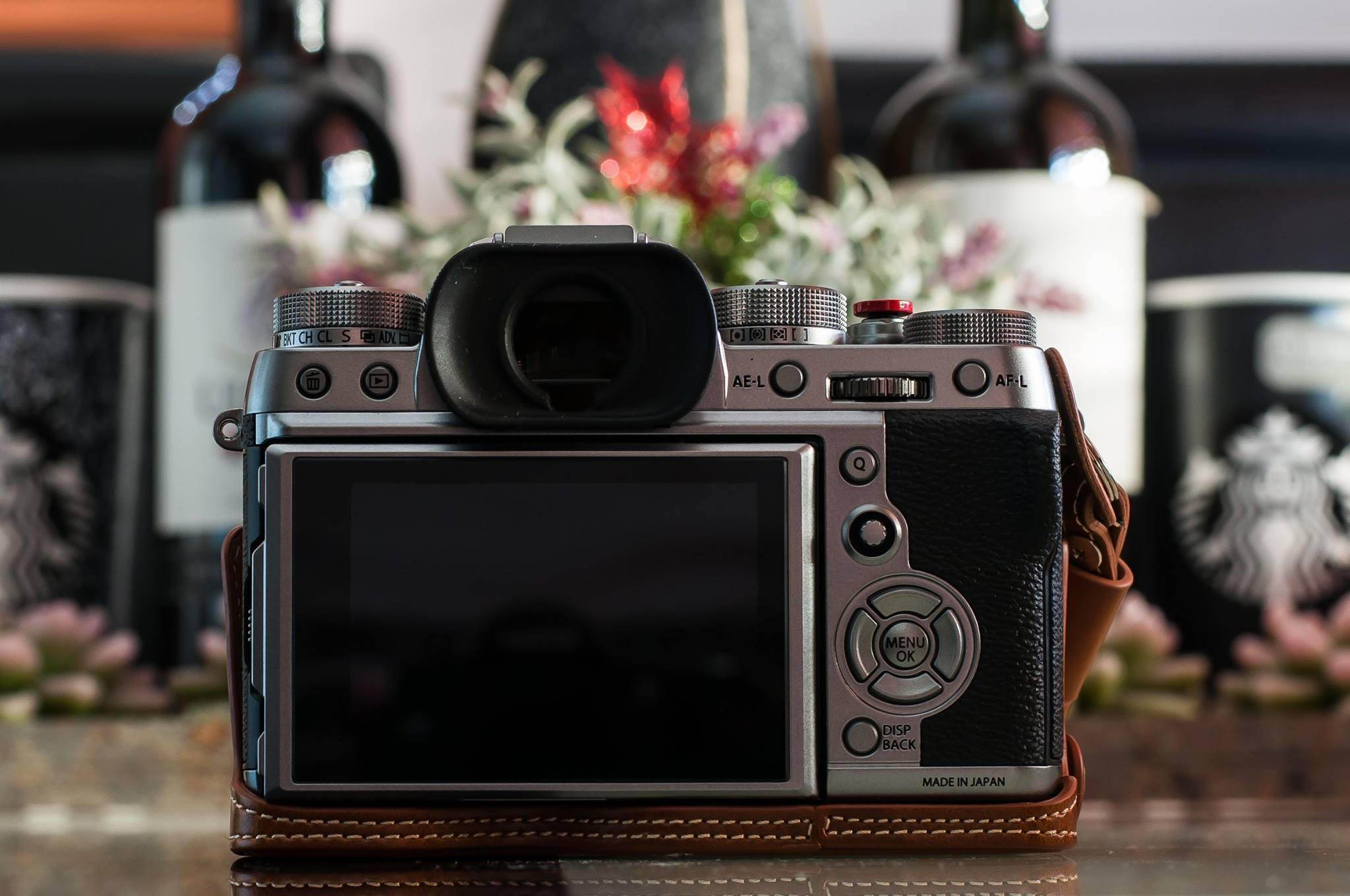 Fujifilm X-T2 Graphite Edition