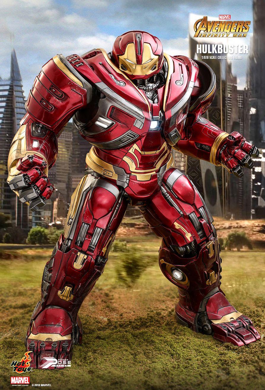 Hot Toys Hulkbuster (Avengers: Infinity War)