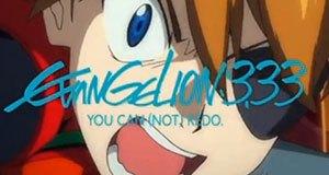 Evangelion:3.33 - trailer do Blu-Ray / DVD