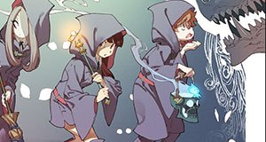 Little Witch Academia - Filme Completo