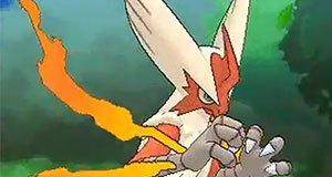 Pokémon X e Pokémon Y - Mega evoluções