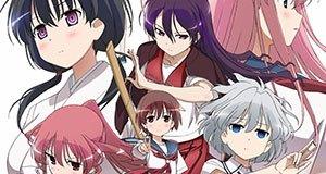 Saki: Zenkoku-hen - trailer