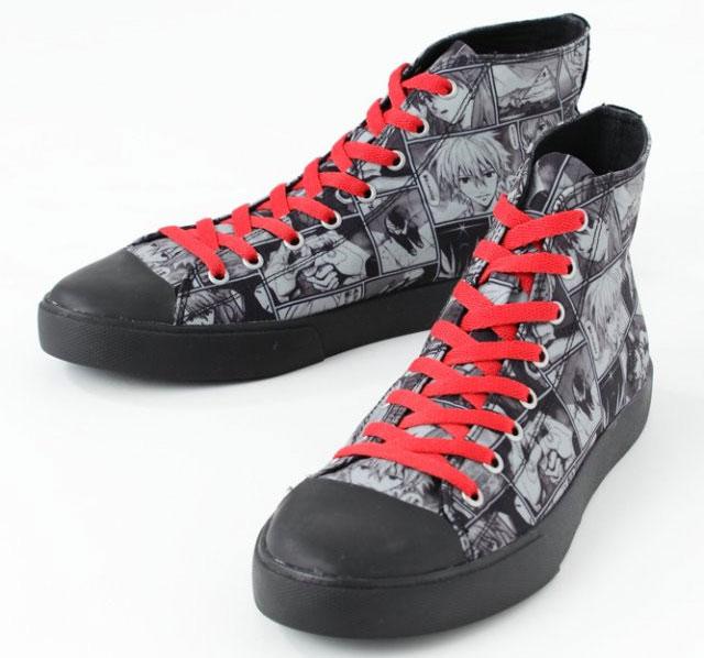 Sneakers de Neon Genesis Evangelion