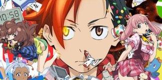 Punchline - nova série anime