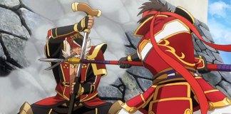 Samurai Warriors - trailer
