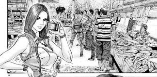 Resident Evil: Heavenly Island - manga vai parar 3 meses
