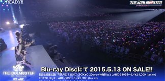 The Idolm@ster Live - trailer do Blu-ray