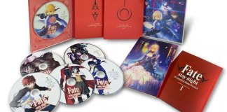 Box de Fate/Stay Night (2014) é um sucesso