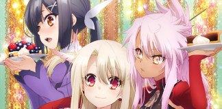 Fate/kaleid liner Prisma Illya 2wei Herz! – nova imagem promocional