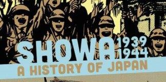 Showa: A History of Japan ganha Eisner Award 2015