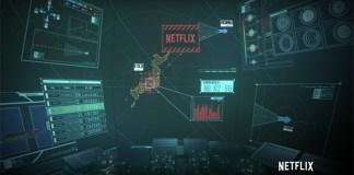 Netflix no Japão a 2 de Setembro