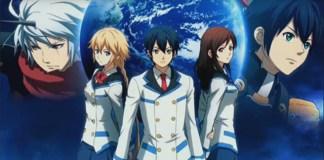 Phantasy Star Online 2 - trailer do anime