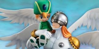 Angemon & Takeru pela MegaHouse