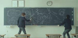Bakuman Live-action com boa estreia nos cinemas