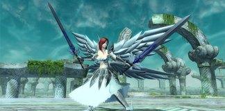 Phantasy Star Online 2 lança colaboração com Fairy Tail