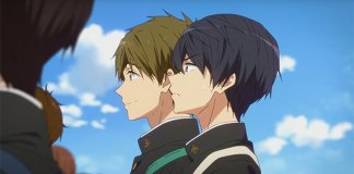 High Speed!: Free! Starting Days – trailer Nanase Haruka