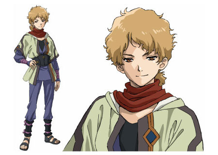 Ryota Ohsaka (Zen de Snow White with the Red Hair) é Sukari