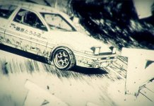 New Initial D: Legend 3 – trailer completo