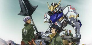 Gundam: Iron-blooded Orphans poderá ter 2ª temporada