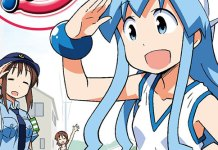 Squid Girl - 22º volume será o último