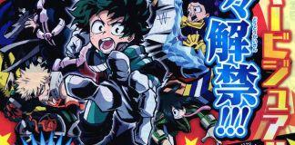 My Hero Academia – imagem promocional