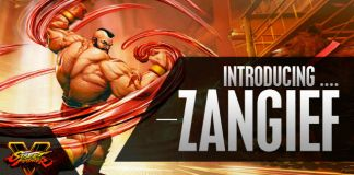 Street Fighter V - trailers Zangief e Necalli